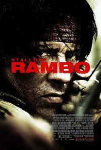 Rambo-4 Poster
