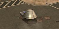 Bomb drone