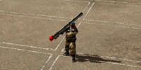 SA-7 missile