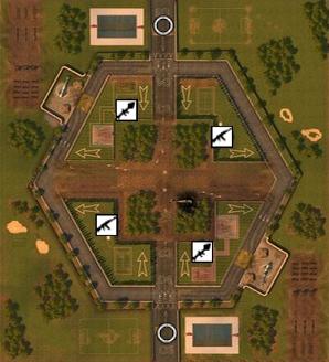 HT Map FridayForest