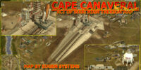 Cape Canaveral (map)