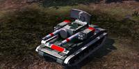 Tunguska extended radar and stealth detection