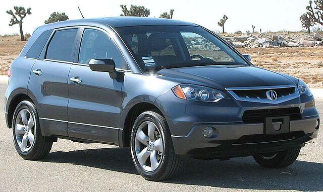 File:2007 Acura RDX -- NHTSA.jpg