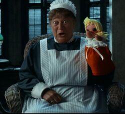Puppet nanny