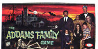 The Addams Family Game
