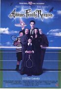 Addams Family Reunion Poster