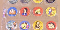 The Addams Family pogs