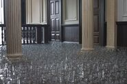 Making of Rolling in the Deep music video 1