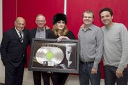 1657059-Adele-Executives-Plaque-Photo