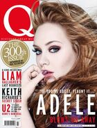 Adele Q Magazine Cover
