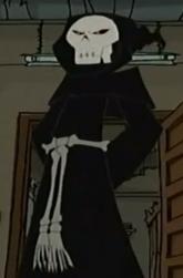 Grim Reaper Marty