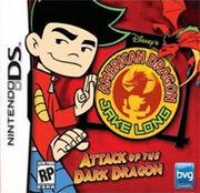 Disney's American Dragon - Jake Long, Attack of the Dark Dragon Coverart