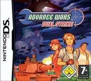 252px-Advance Wars DS cover art