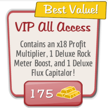 Special Event Item VIP All Access
