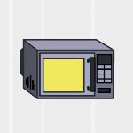 Microwave Badge