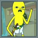 Skivy lemongrab