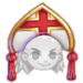 Cleric hat
