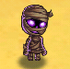 Dark mummy