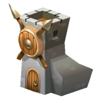 Armory level 3 4