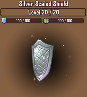 S3SilverScaledShield