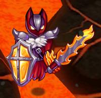 Cinder Knight