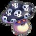 Skull mushroom