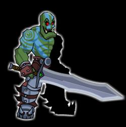 Orc grunt armor