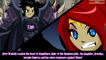Drakath Crushed Sepulchure's Heart