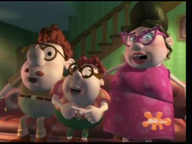 Mother of jimmy neutron got fucked nani getting assfucked - 1 part 9