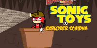 Explorer Echidna