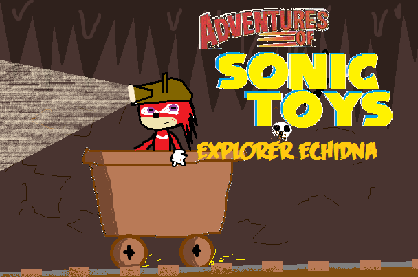 File:Adventure of Sonic Toys - Explorer Echidna.png