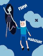 AT FinnxMarceline by MiharutheKunoichi