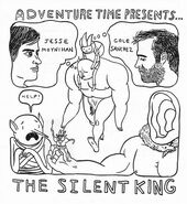 Silent King Promo Art