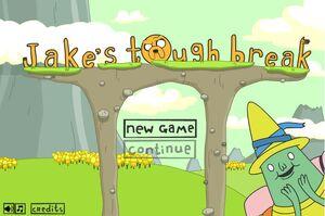 Jake's Tough Break