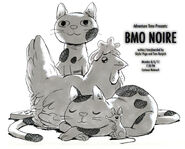 BMO Noire Promo Art