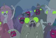Zombie jake group