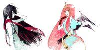 Marceline & Princess Bubblegum