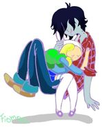 Marshall Lee+Fionna