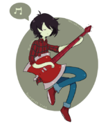 Marshall lee adventure time by rinrindaishi-d4khvgc