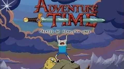 Adventure Time Title Sequence