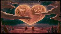 Hug Wolf Title Card