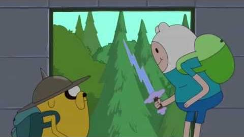 video adventure time dungeon train long preview
