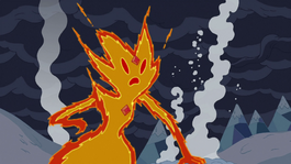S5e30 Flame Princess in the Ice Kingdom
