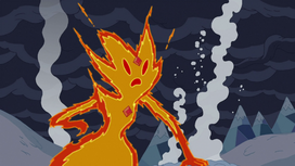 S5e30 Flame Princess in the Ice Kingdom