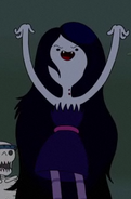S1e22 Marceline raising the dead