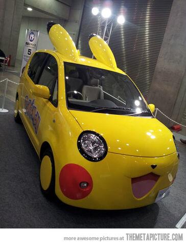 File:Funnyr-Pokemon-Pikachu-car-cool.jpg
