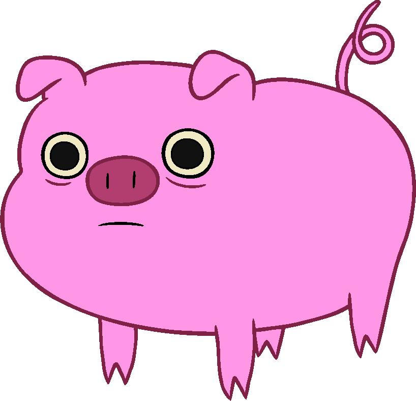 Mr pig adventure time wiki fandom powered by wikia - Pig wallpaper cartoon pig ...