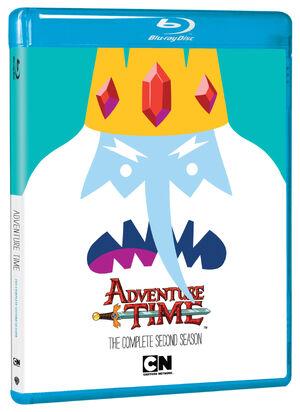 AdventureTime SeasonTwo BD CoverArt