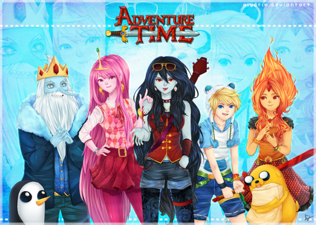 File:Adventure time by aiydrin-d4x1sbi (2).png