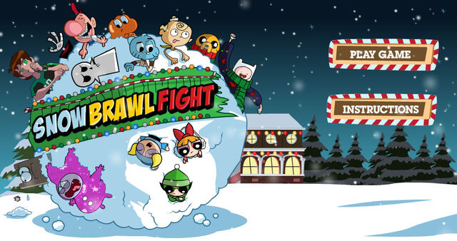 File:Snowbrawl fight title.jpg